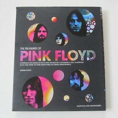 The Teasures Of Pink Floyd - Box Set Book  • 24.99£