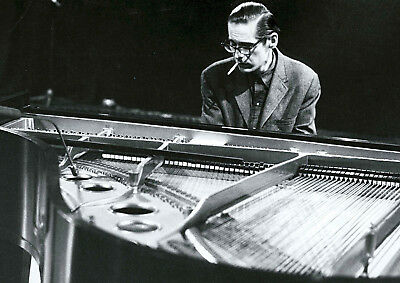 Reproduction  Bill Evans  Poster, Jazz, Wall Art, Vintage Print • 12£