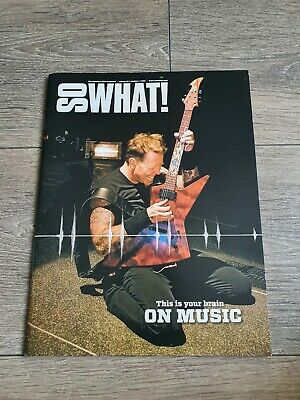 Metallica - So What Magazine Volume 18 Number 1 (2011) • 4.99£