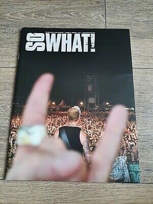 Metallica - So What Magazine Volume 18 Number 4 (2012) • 4.99£