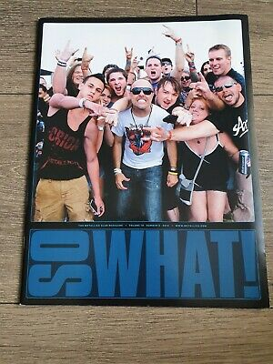 Metallica - So What Magazine Volume 19 Number 3 (2012) • 4.99£