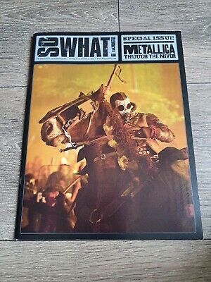Metallica - So What Magazine Volume 20 Number 3 (2013) • 4.99£