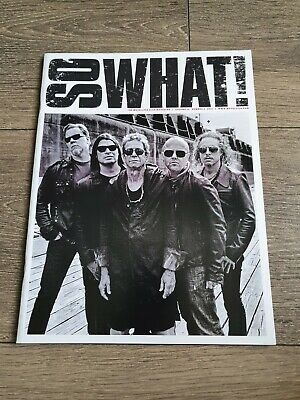 Metallica - So What Magazine Volume 18 Number 3 (2011) • 4.99£