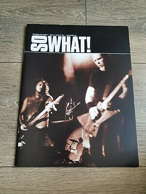 Metallica - So What Magazine Volume 17 Number 2 (2010) • 4.99£
