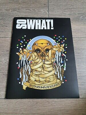 Metallica - So What Magazine Volume 19 Number 1 (2012) • 5.99£