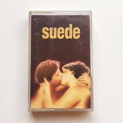 Suede - Debut Album On Cassette From 1993 • 1.80£