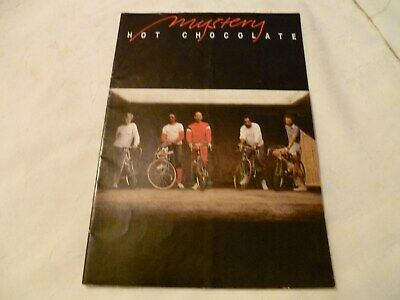 Hot Chocolate 'mystery' Tour 1982 Programme • 3.99£