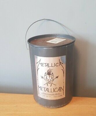 Metallica - Metallican MECAN1 - UK Original #009191 Rare Collectable Item  • 49.99£