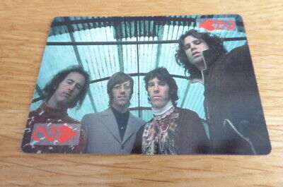 The Doors  Rock Stars Playing Card  Mint • 2£