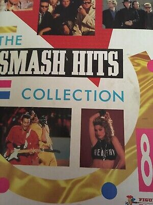 The Smash Hits Collection 86 14 Cards Missing  • 10£