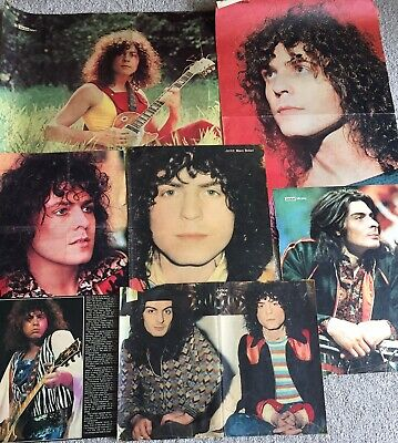 Marc Bolan Vintage Poster Collection • 10£