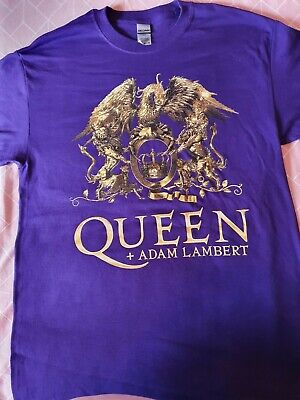 Queen And Adam Lambertrhapsody Tour 2021 Size  X Large • 11.98£
