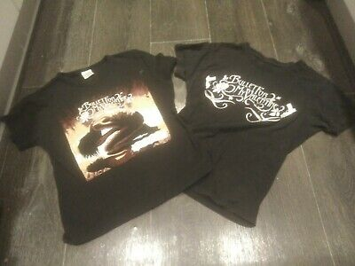 Rare Bullet For My Valentine Tshirts • 20£