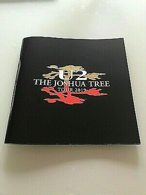 U2 The Joshua Tree Tour 2019 Official Concert Tour Programme / Book NEW • 41£