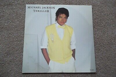 Rare 1983 Michael Jackson   Thriller   12  Single 45rpm, Never Played! • 4.99£