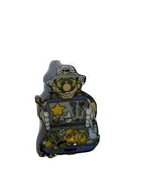 Dr. HUNTER S. THOMPSON MARIO PHISH PIN • 17.03£