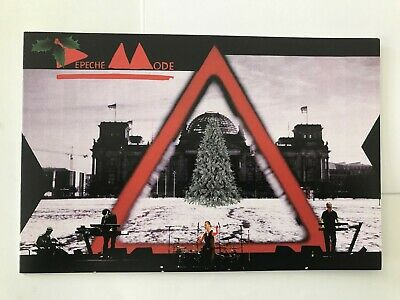 Depeche Mode 2014 Christmas Card • 12£