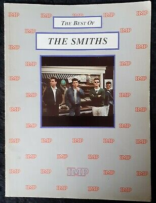 THE SMITHS The Best Of The Smiths Songbook IMP 1988 15 Songs Indie 80s MORRISSEY • 2.80£