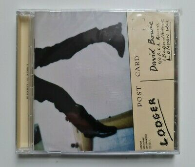 David Bowie - Lodger - CD NEW & SEALED 2018 Remaster • 5.95£
