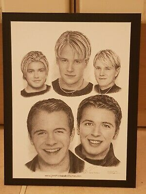 Westlife Picture • 10£