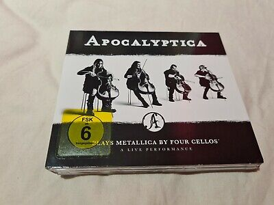 Apocalyptica : Plays Metallica By Four Cellos: A Live Performance CD Box Set • 17£