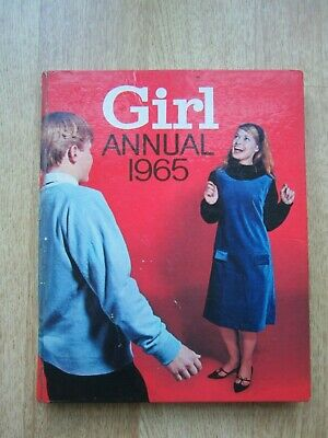 Girl Annual 1965 Includes Beatles Photos   • 3.45£