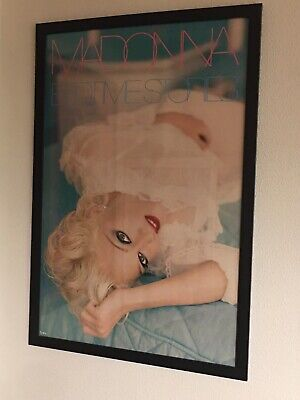 Madonna Bedtime Stories Promo Poster  • 30£
