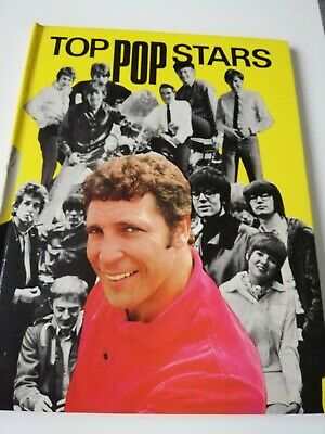 Vintage Top Pop Stars Hardback Book 1969..excellent Clean Condition  • 4.90£