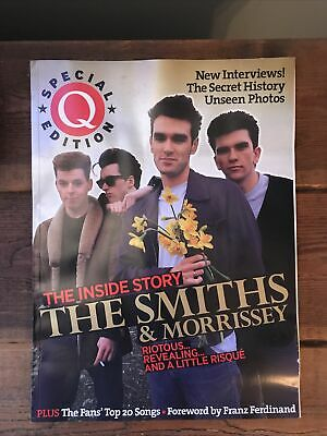 Q MAGAZINE SPECIAL EDITION The Smiths Morrissey  • 5£