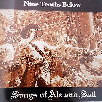 Sea Shanty Cd 'songs Of Ale And Sail' New In Cellophane • 2.50£