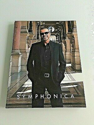 George Michael SYMPHONICA Tour His Last Tour Official Programme 2011-2012 RARE  • 68£