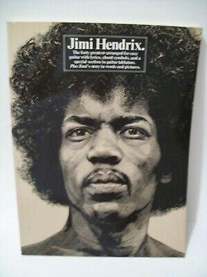 Jimi Hendrix  40 Best Known Compositions  Softcover Book • 10.92£