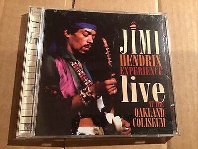 The Jimi Hendrix Experience Live At The Oakland Coliseum Cd • 18.99£