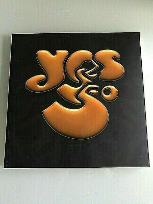 YES 2018 The 50th Anniversary Official Tour Programme Mint • 25£