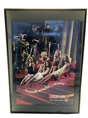 Limited Edition *SIGNED* GIRLS ALOUD Poster • 15£