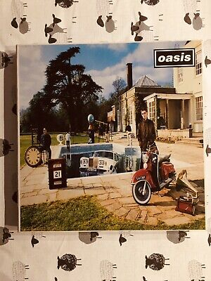 Oasis Rare Be Here Now Fan Club Limited Edition Cd Box, Promo  • 35£