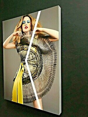 KYLIE MINOGUE 2006-08 Photo Book NEW Rare Photographed By William Baker  • 72£