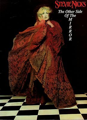 Stevie Nicks 1989 Other Side Of The Mirror Tour Concert Program Book / Nmt 2 Mnt • 71.52£