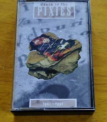 Pixies – Death To The Pixies 4AD 1997 UK Issue Cassette Tape Indie Rock Punk • 12.99£