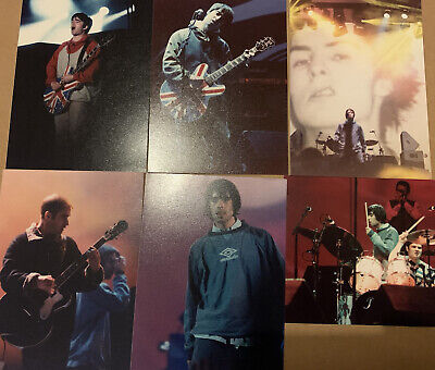 Oasis Concert Photos 30 X 3.5x5 Liam Noel Gallagher • 30£