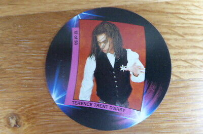 Terence Trent Darby Anglo Bubblegum Mr.dj Pop Music Card #12 1988 Mint Scarce • 3£