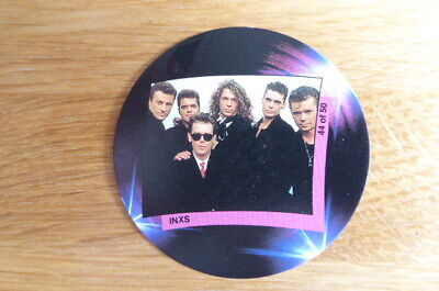 Inxs  Anglo Bubblegum  Mr.dj  Pop Music  Card #44 1988  Mint Scarce • 4£