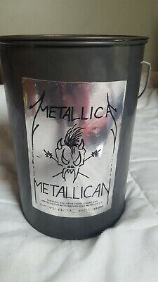 Metallica - Metallican MECAN1 UK Original Rare Collectable All Items Included • 34.70£