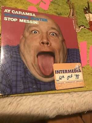 Rare Bad Manners Buster Bloodvessel Promo Cd Ska 2-Tone • 4.99£