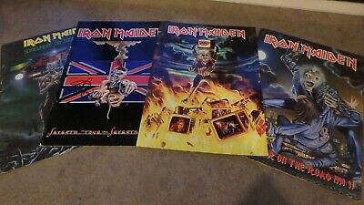 Iron Maiden No Prayer For The Dying Programme 90/91 • 15£