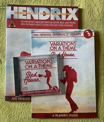 Jimi Hendrix Reference Library - Red House • 45£