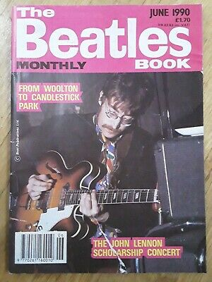 The Beatles Book Monthly No 170 – June 1990 • 1.99£