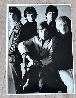 Rolling Stones Photograph And Envelope • 1.99£