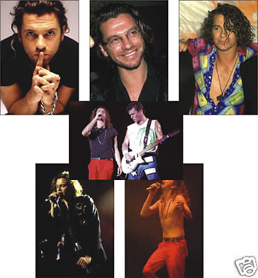 Micheal Hutchence Inxs Set Of 6 Postcard Set • 5.99£