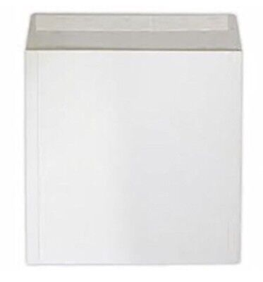 50 7  Strong White Record Mailers / Envelopes / 550 Micron -free Royal Mail Del • 12.45£